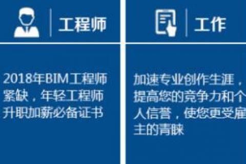 全国BIM等级考试证书效力如何?